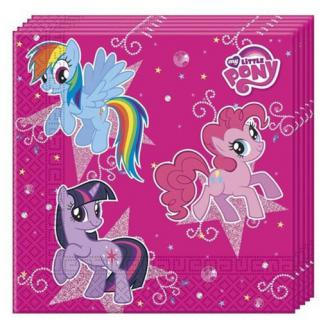 My Little Pony 20 Adet Peçete
