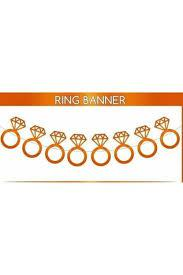 Ring Banner 2 Metre Bride To be